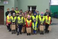 Eko-wolontariusze pomagają naturze