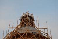 Remont kościoła - etap II
